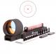 PFO 1x25. Fiber Red Dot Sight for Vent-Rib. 6 MOA.